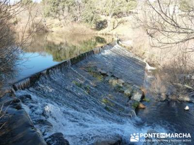 Puentes Medievales, Valle del Lozoya - Senderismo Madrid; senderismo en pontevedra